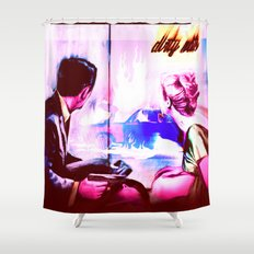 Dirty Rats Shower Curtain