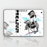 ---->HELLO PEGASUS!  Laptop & iPad Skin