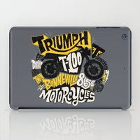 Triumph iPad Case