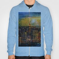 NYC Color Grunge Hoody