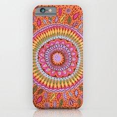 Pumpkin Bloom Slim Case iPhone 6s