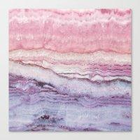 Mystic Stone Serenity Cr… Canvas Print