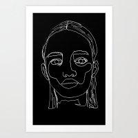 CLD5 Art Print