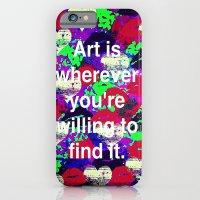 Art is... iPhone 6 Slim Case