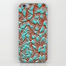 Hand Drawn and Digital Pattern Print iPhone & iPod Skin