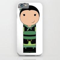Warrior Mulan  iPhone 6 Slim Case