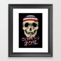 London Olympics 2012 Framed Art Print