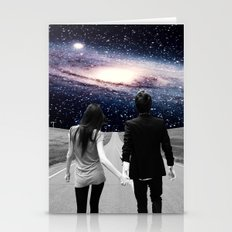 Road to the Universe Stationery Cards
