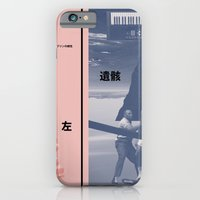 iPhone & iPod Case featuring Left of the Limb (Kaneda) by Young Weirdos Guild