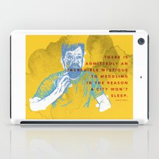 Aesop Rock iPad Case