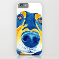 iPhone & iPod Case featuring Sausage lover (sm) by Ruca