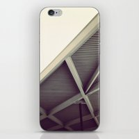 lift iPhone & iPod Skin