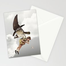 third beat II Stationery Cards