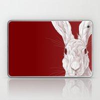Red Rabbit  Laptop & iPad Skin