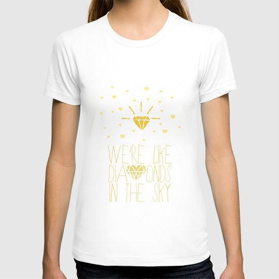 bright like a Diamond T-shirt