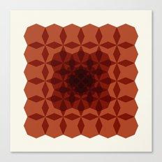 Octagon  Canvas Print