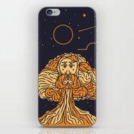 Man In The Tree iPhone & iPod Skin