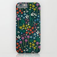 Botanical Garden  iPhone 6 Slim Case