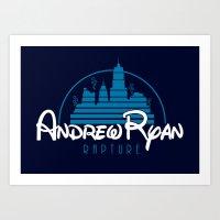 Andrew Ryan - Rapture Art Print