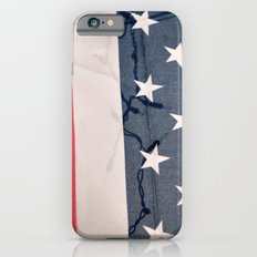 Flag Lights iPhone 6s Slim Case