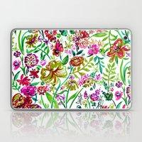 Gypsy Blooms - Day Laptop & iPad Skin