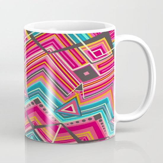picchu pink Mug