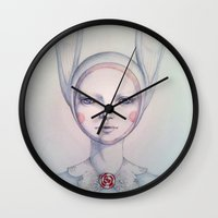 A murder mystery Wall Clock