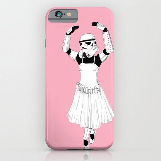 Ballerinatrooper iPhone & iPod Case