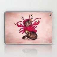 Ma'ama Lisa  Laptop & iPad Skin