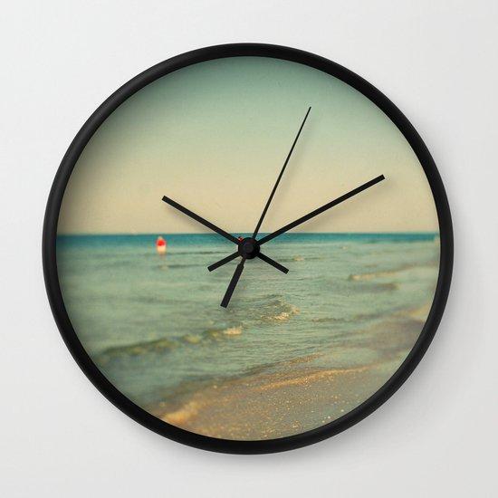 Lido #2 Wall Clock