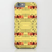 iPhone & iPod Case featuring Ronin Stomp by Something Funny Is Happening