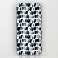 Little lines iPhone & iPod Skin