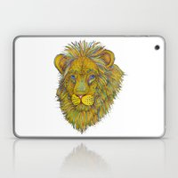 Dandy Lion Laptop & iPad Skin