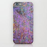 Flower III iPhone 6 Slim Case