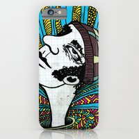 iPhone & iPod Case featuring Invisible Things by Matt Crave
