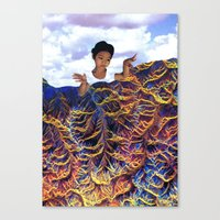 Constant Refresh Canvas Print