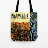 Flodsam 8 Tote Bag