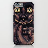 NEW ZEALAND CARVING iPhone 6 Slim Case