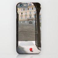 Red Ballon iPhone 6 Slim Case