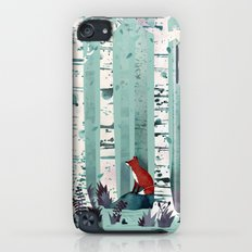 The Birches iPod touch Slim Case