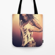 Fractured 01 Tote Bag