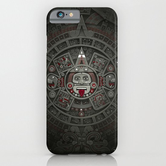 Stone of the Sun I. iPhone & iPod Case