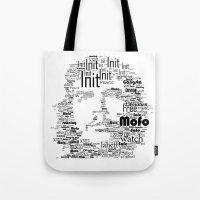 Che Type Tote Bag