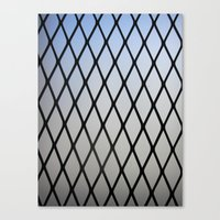 Grillin Canvas Print