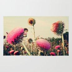 Flower World! Rug