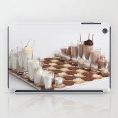 Cookies and Milk Chess Set iPad Case