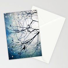 Sitting, Waiting, Wishing Stationery Cards
