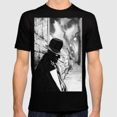 A night to remember  SMALL Mens Fitted Tee Black
