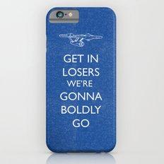 Boldly go Slim Case iPhone 6s
