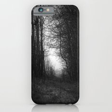 In the deep dark forest... iPhone 6 Slim Case